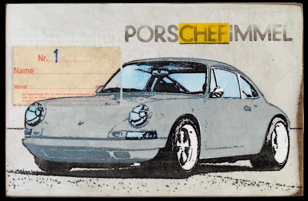 Porschefimmel - Chef Fimmel Nr.1