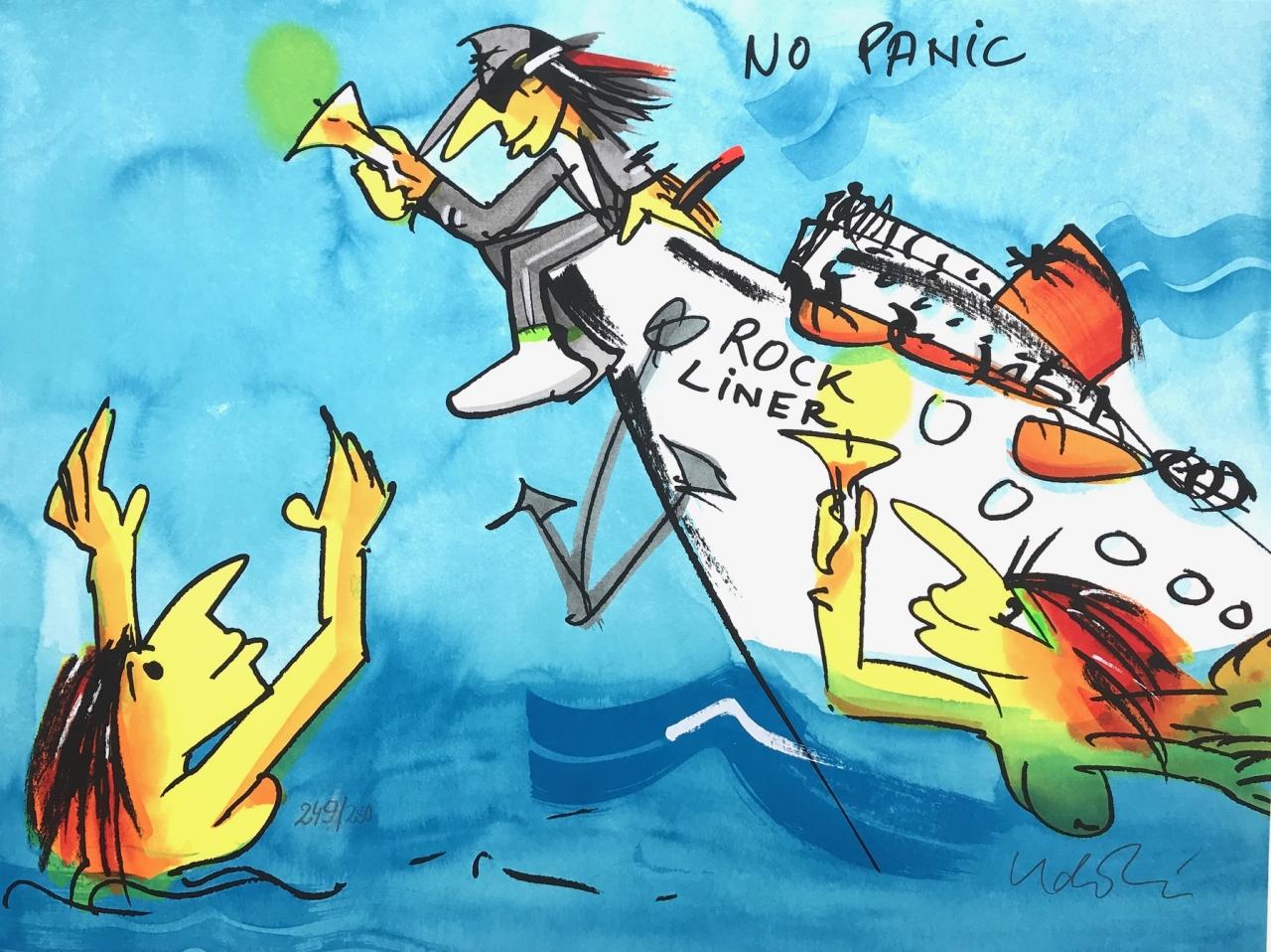 No Panic - Rockliner 2020