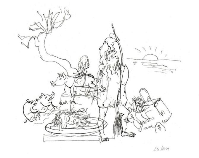 Urfaust 20 - Die Morgenröte