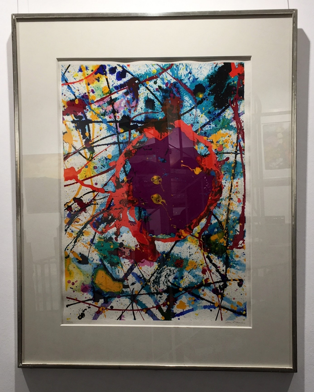 Monotype Untitled 1989