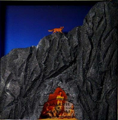 In der Höhle des Löwen (mit Beleuchtung)