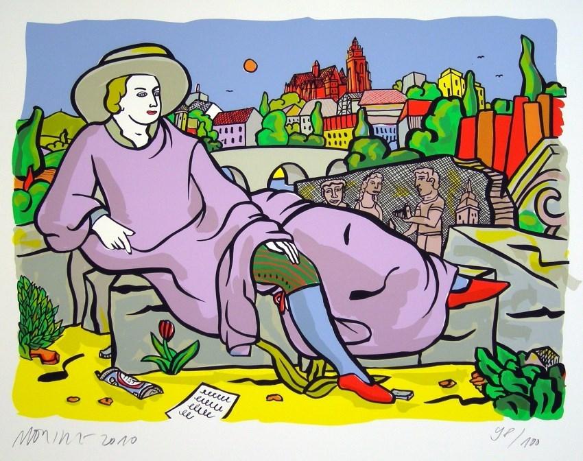 Goethe in Wetzlar