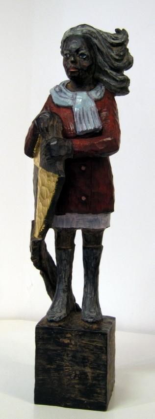 Drachenfrau Bronze 6/9