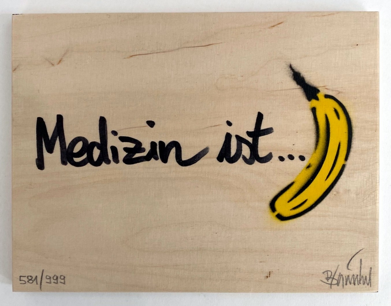 Medizin ist Banane