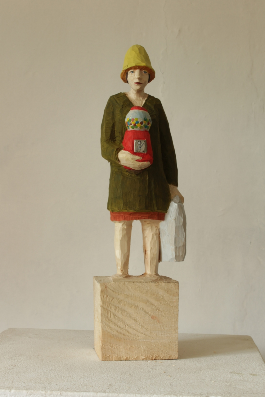 Edekafrau (1260) Kaugummiautomat