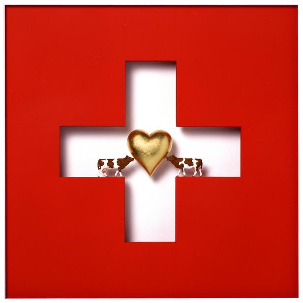Schweiz - Grüezi, Salut, Ciao, Bun di