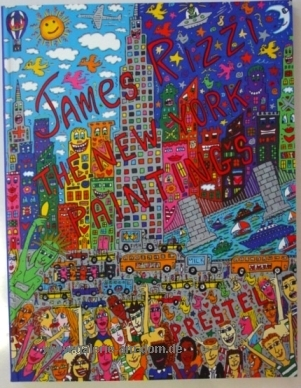 Rizzi - N.Y Paintings