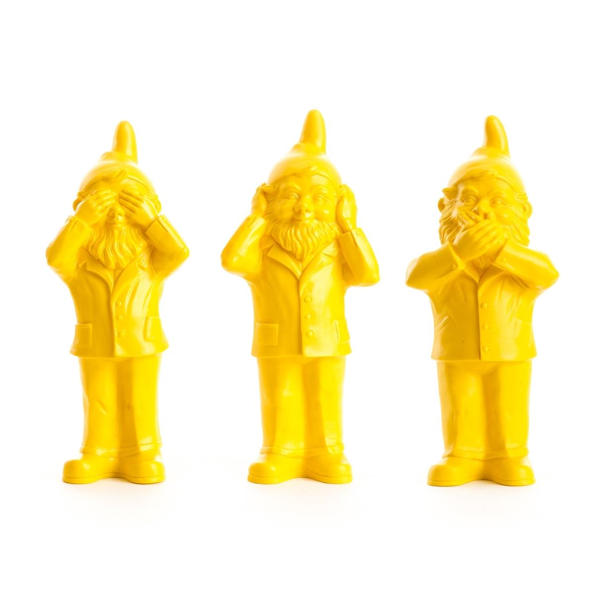 Geheimnisträger-Gelb