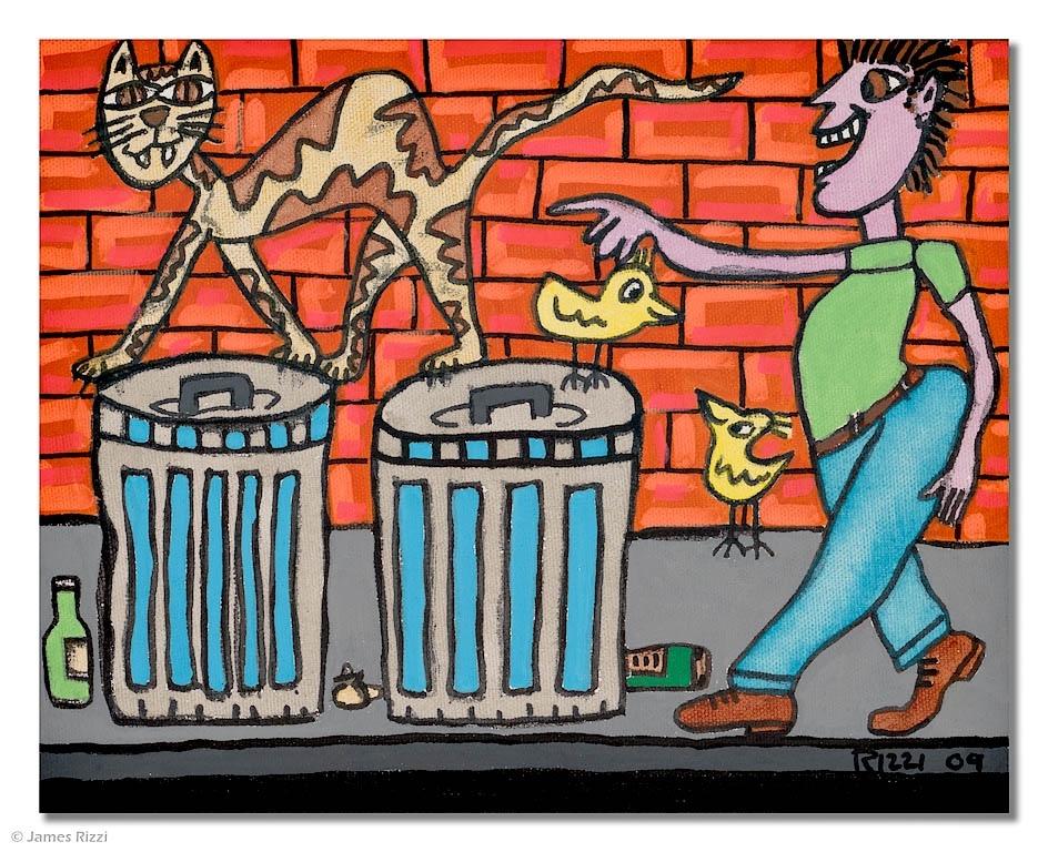 Street cat 2009