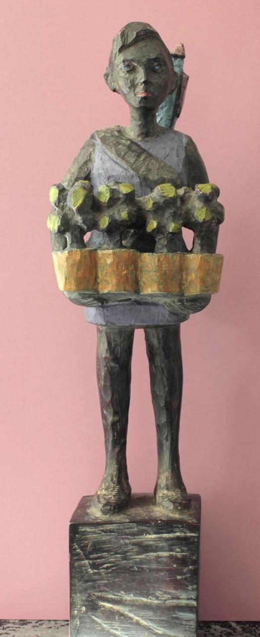 Guerilla Gardening Bronze 8/9