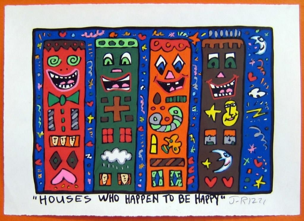 Houses who Happen to be Happy