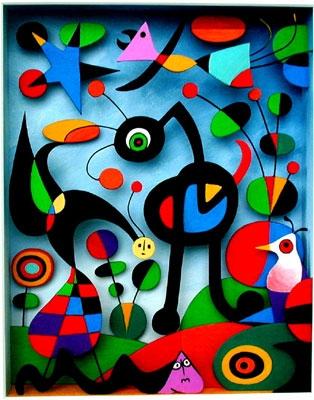 The Garden of Joan Miró