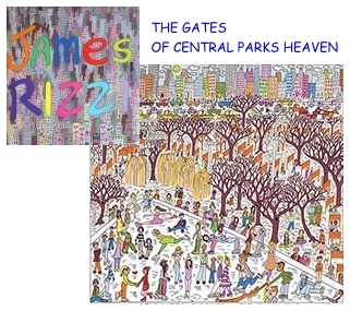 The Gates of Central Park's Heaven
