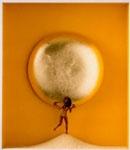 Sonnenanbeterin II