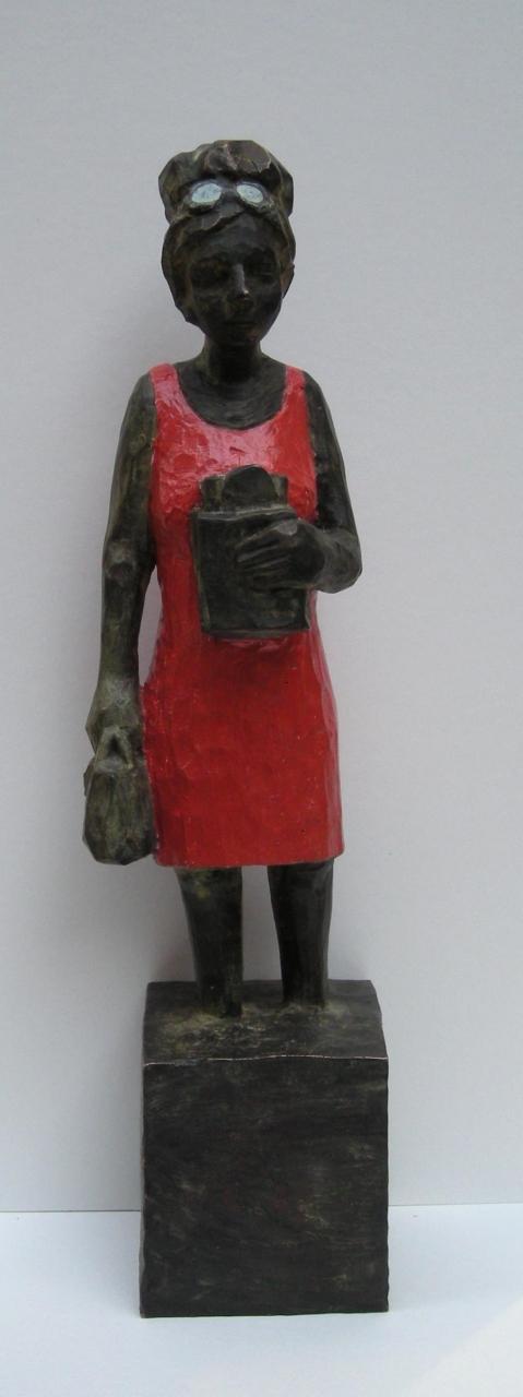 Edeka-Bronze mit Butterbrot 6/6