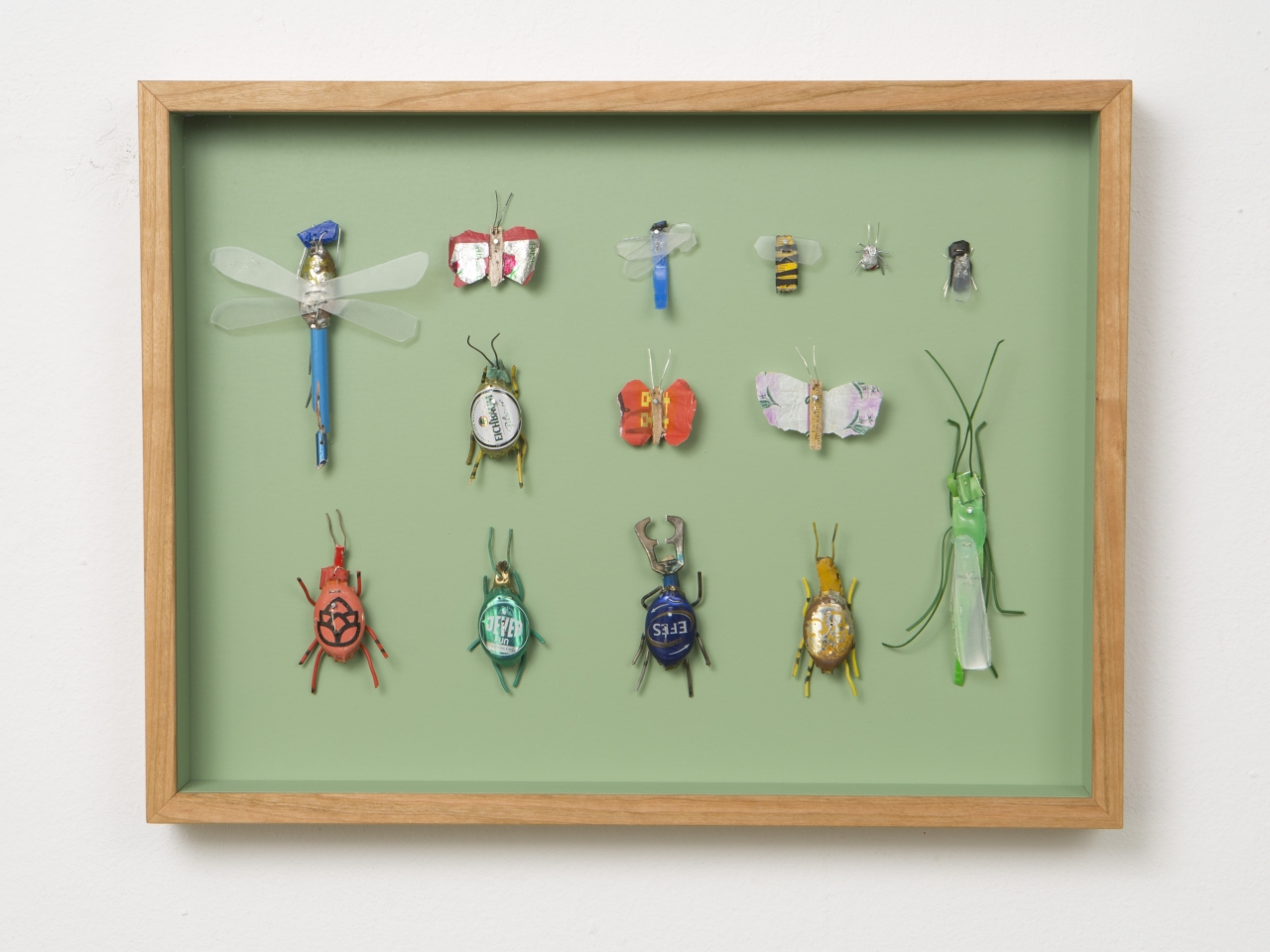 Insektenkasten (Mai VIII)