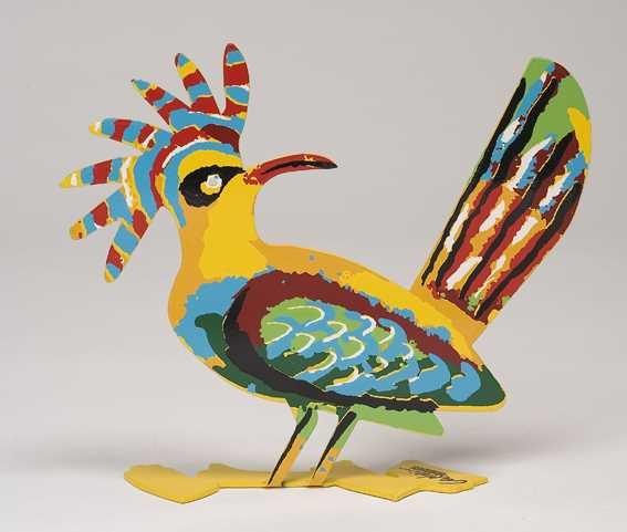 Zfat Bird