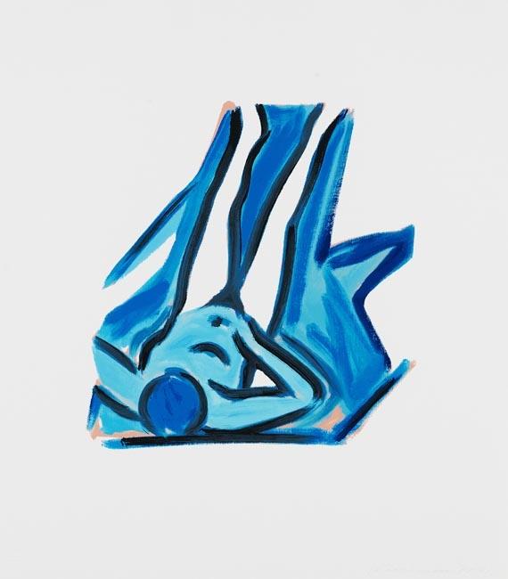 Blue Nude No. 2