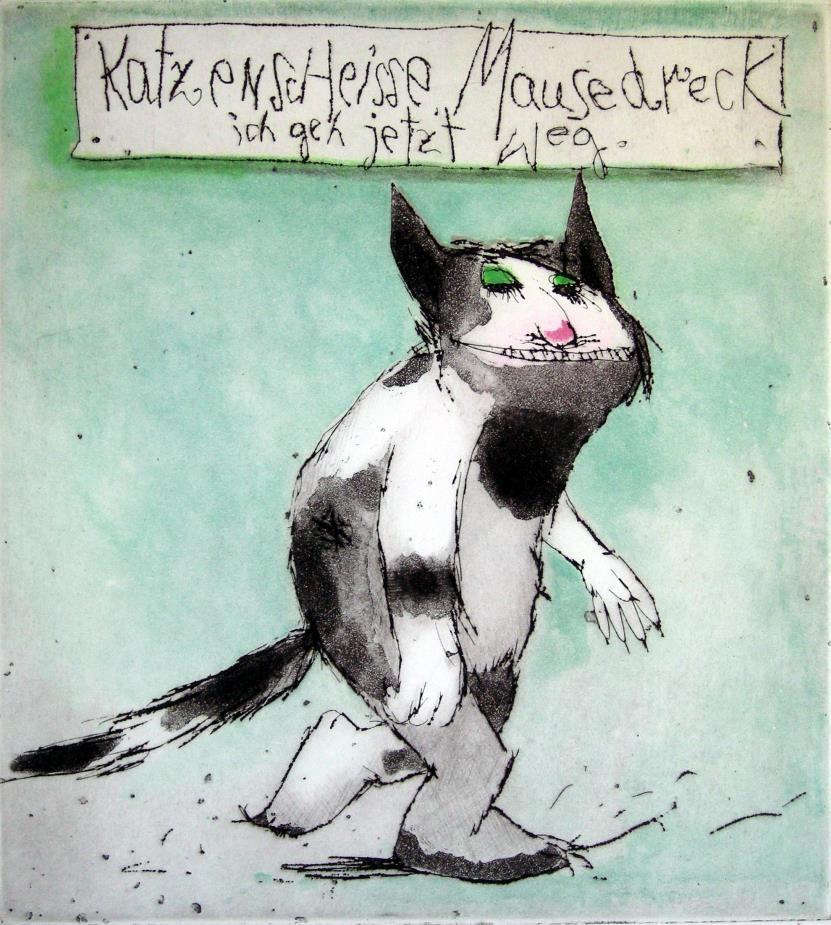 Katzenscheisse, Mäusedreck...