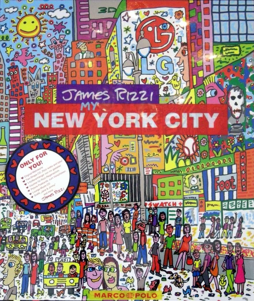 My New York City - Das Buch
