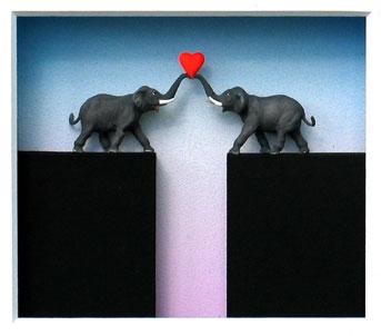 Liebe überwindet