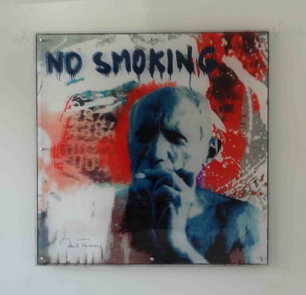 Picasso - No smoking
