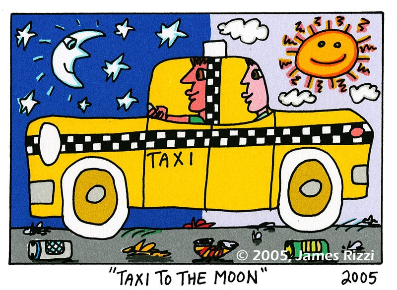 Taxi to the Moon