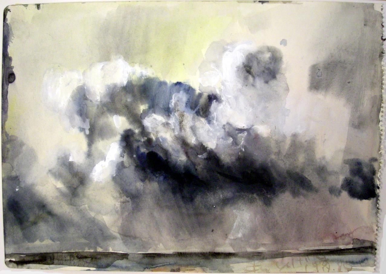 o.T. (Gelting, Wolken)