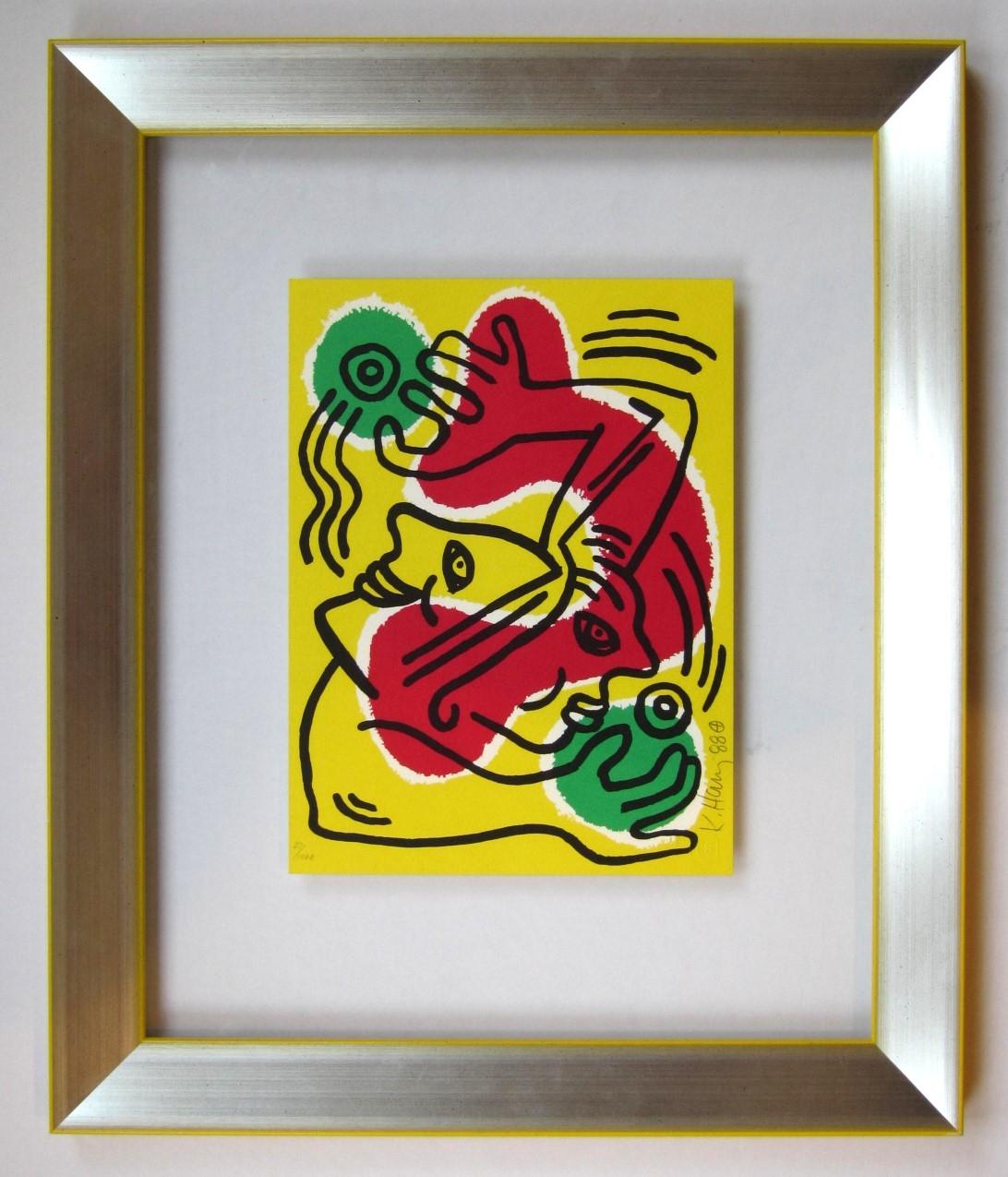 Keith Haring: International Volunteer Day