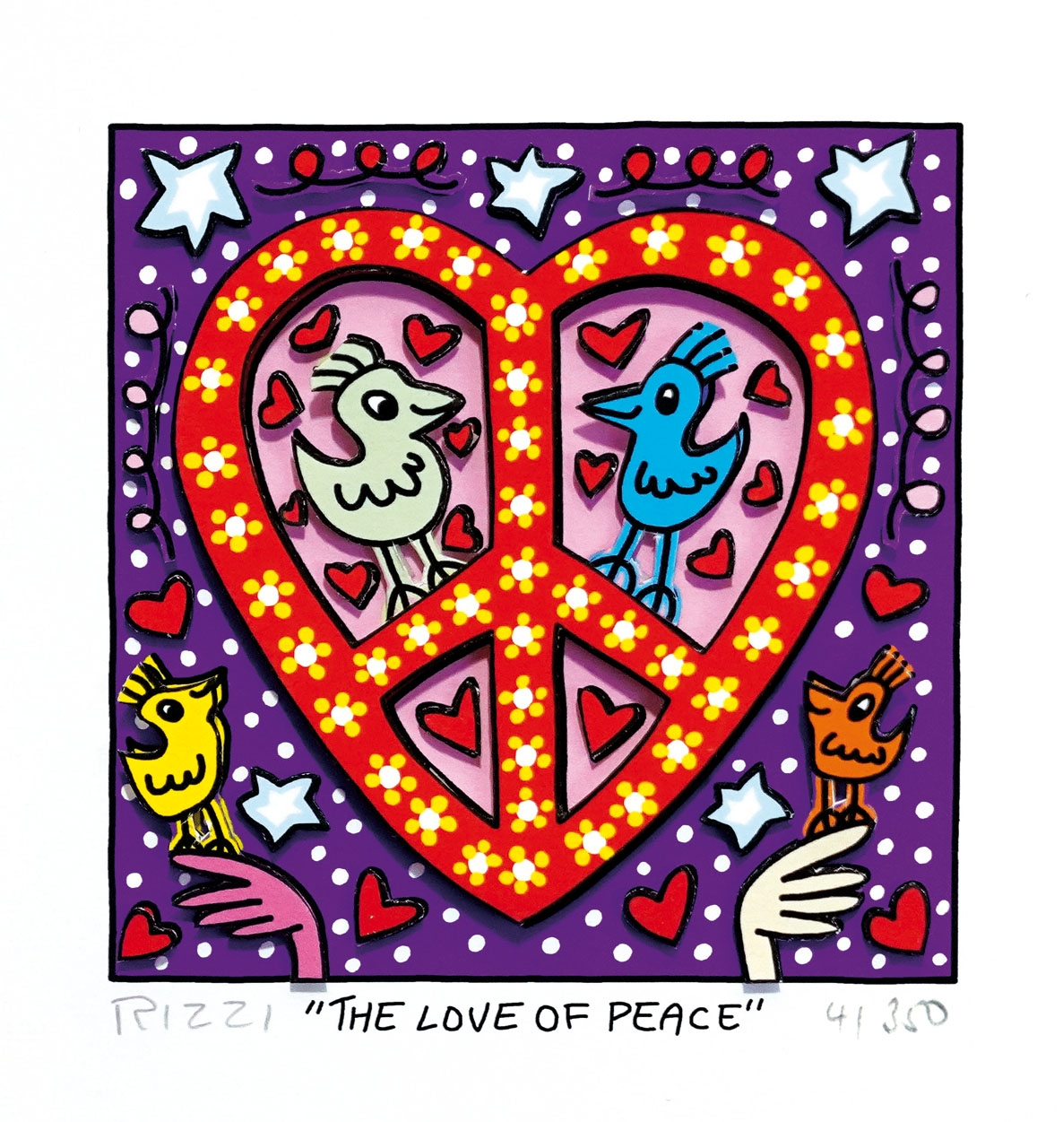 The Love of Peace 2018