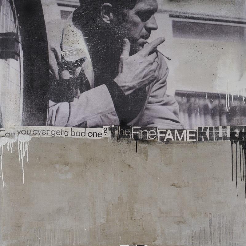 Fine fame killer - One of Nine