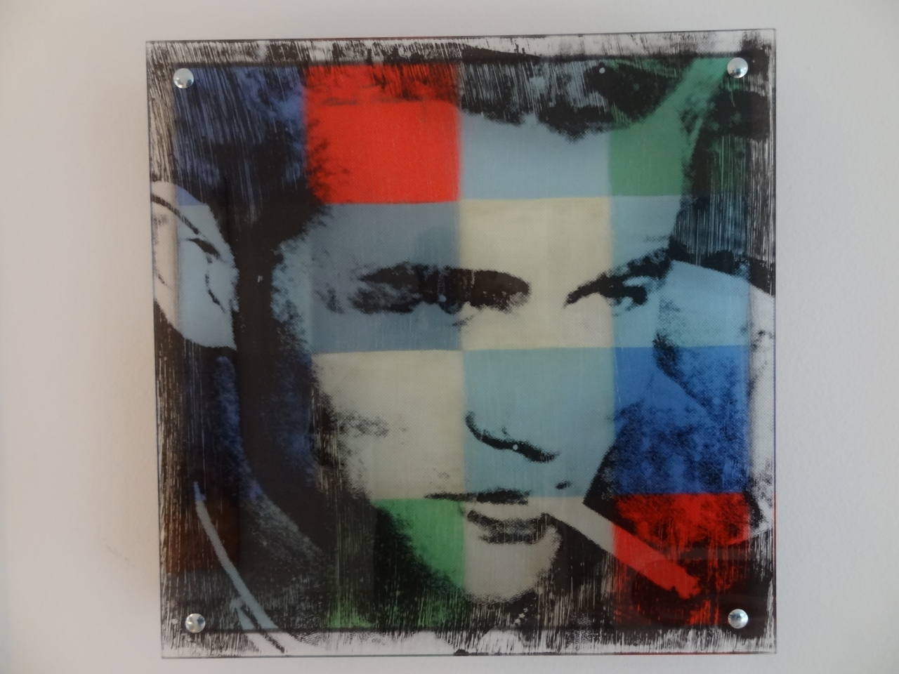 James Dean - blau