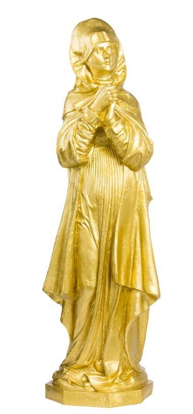 Nürnberger Madonna, gold