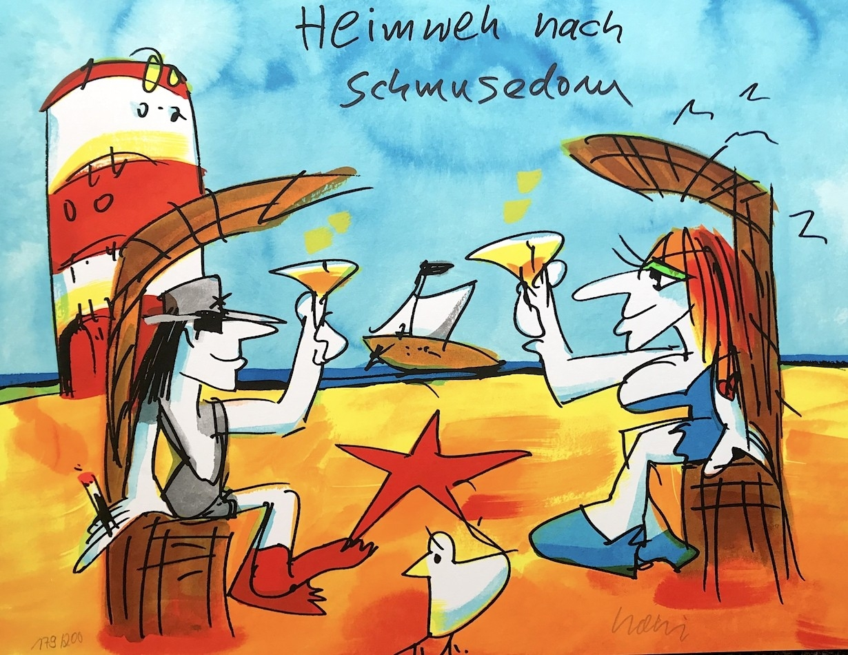 Heimweh nach Schmusedom - 2019