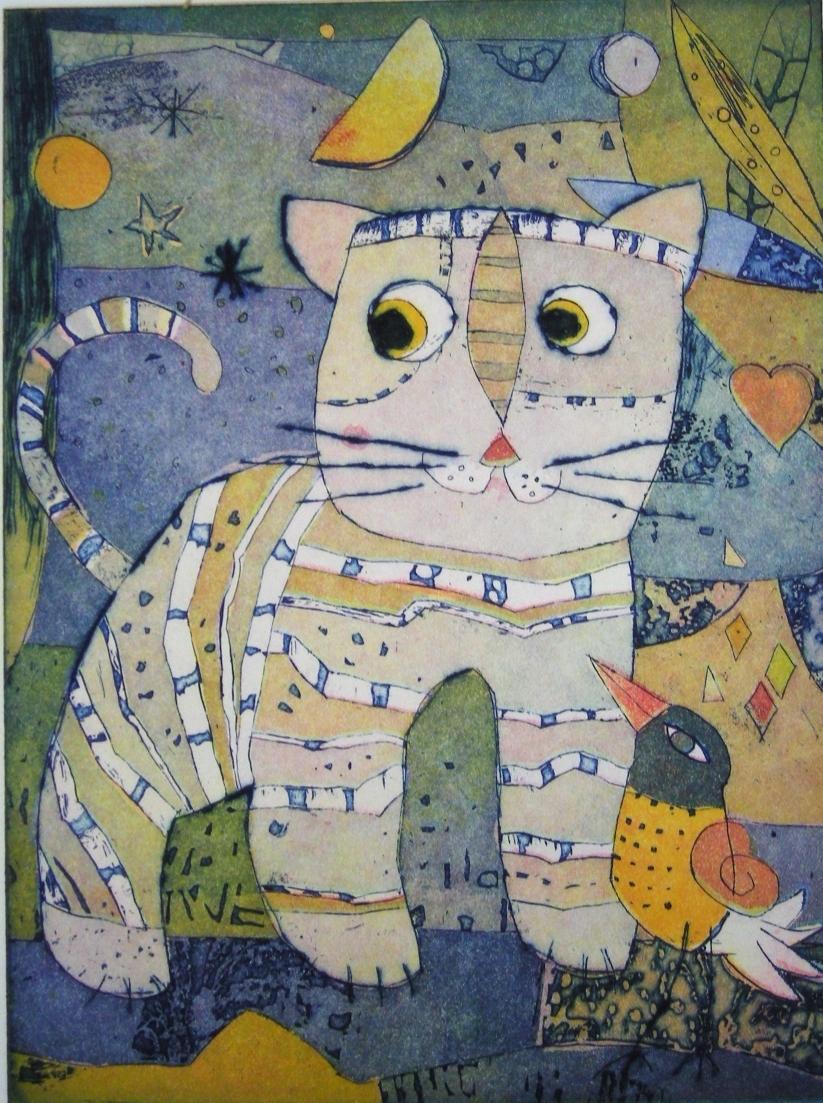 Kleines Kätzchen 2001