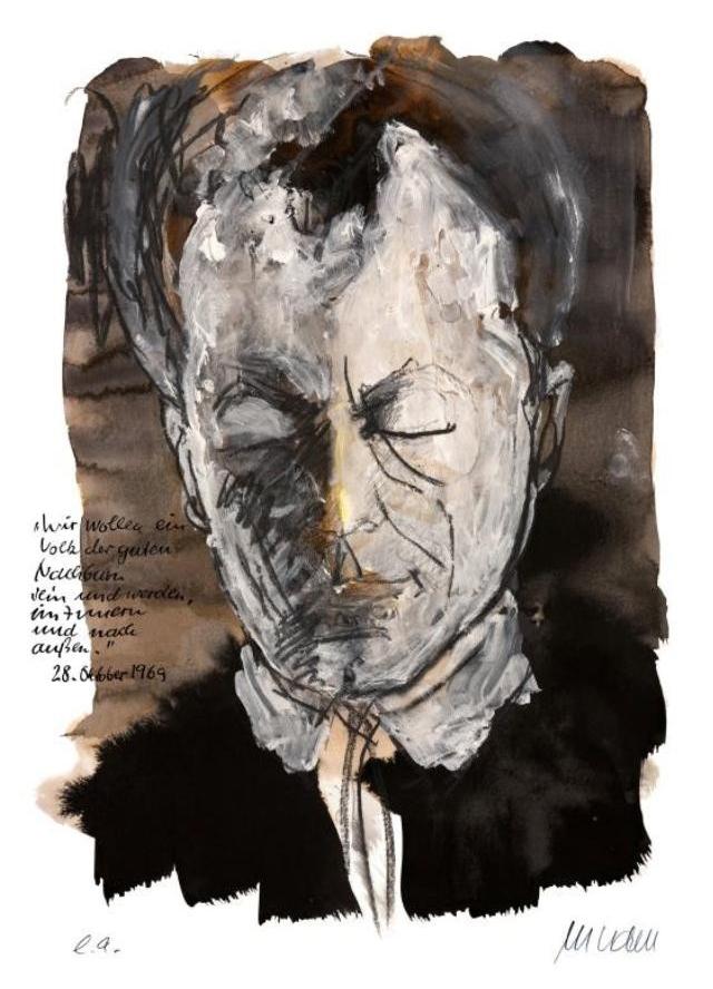 Porträt - Willy Brandt
