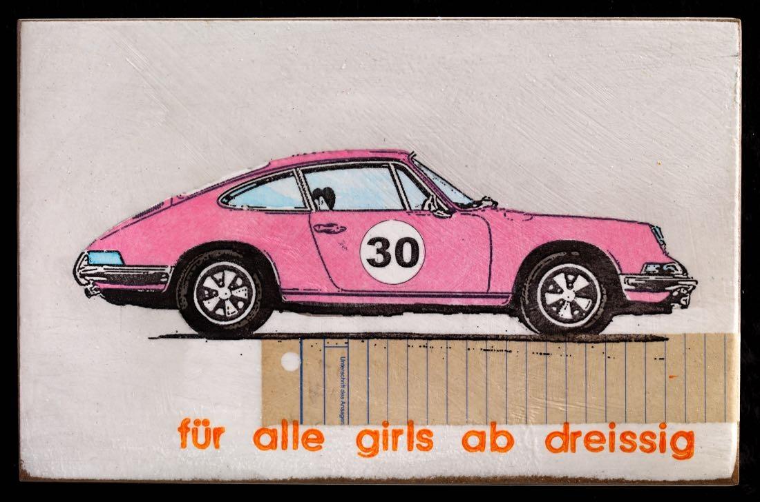 Porschefimmel - für alle Girls ab 30