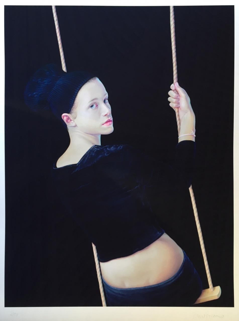 Presente Pluscuamperfecto No. 3 (Swing Black)-rectangle