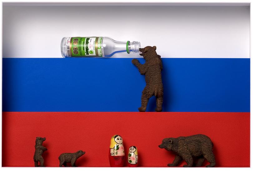 Russland - The Russian Bear