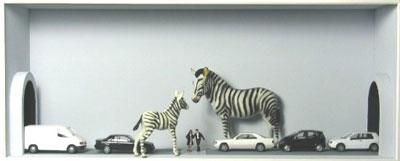 Am Zebrastreifen