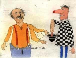 Ich und Kasper (gelb)