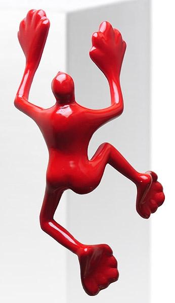Flossi IX - Kantenflitzer, rot
