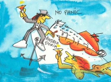 No Panic - Andrea Doria 2020