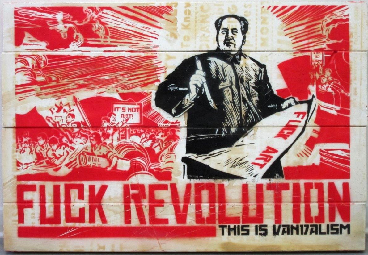 Mao - Fuck Revolution III