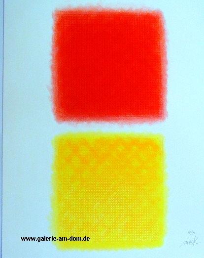 Chromatik rot-gelb