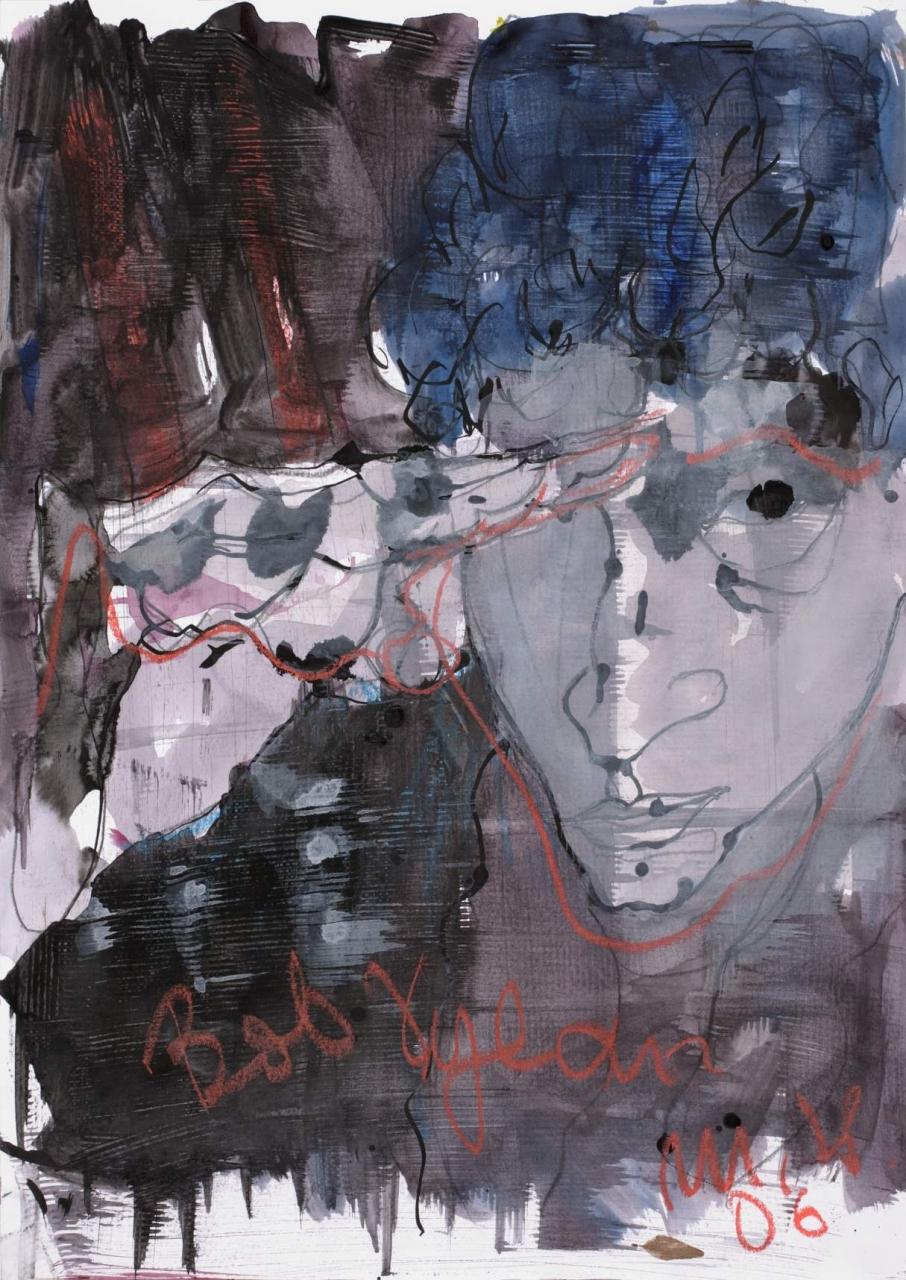 Bob Dylan Unikat