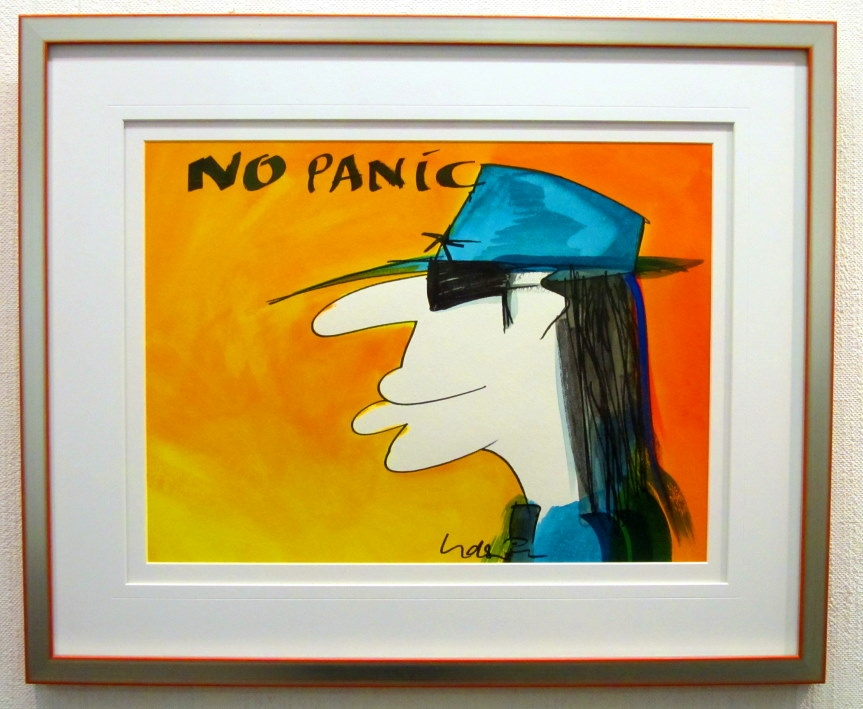 No Panic (Porträt) 5
