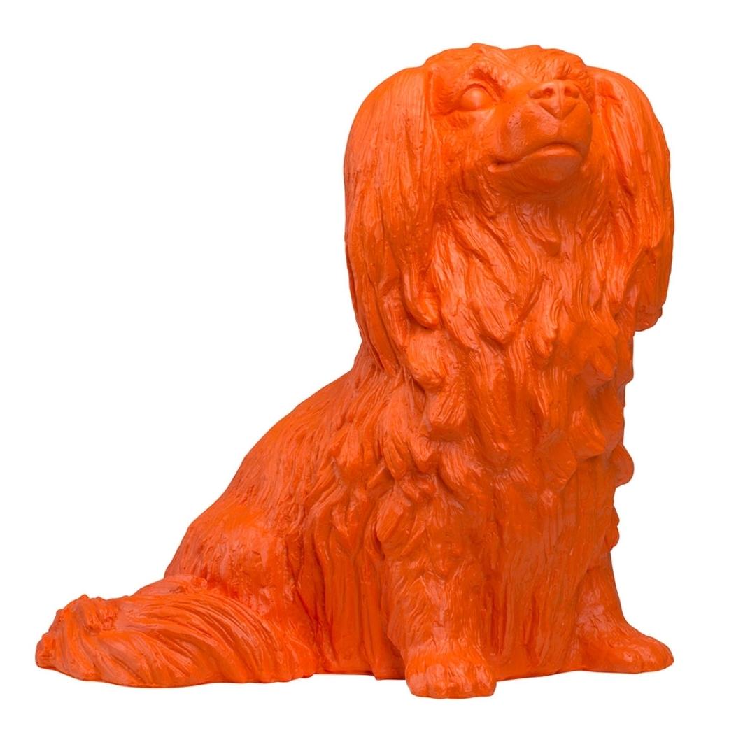 Folichon - orange, signiert