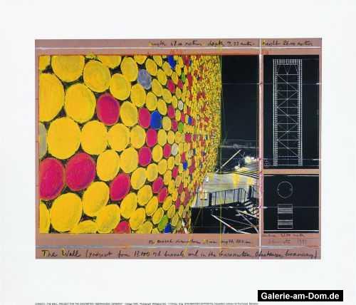 The Wall Nr. IV 1999