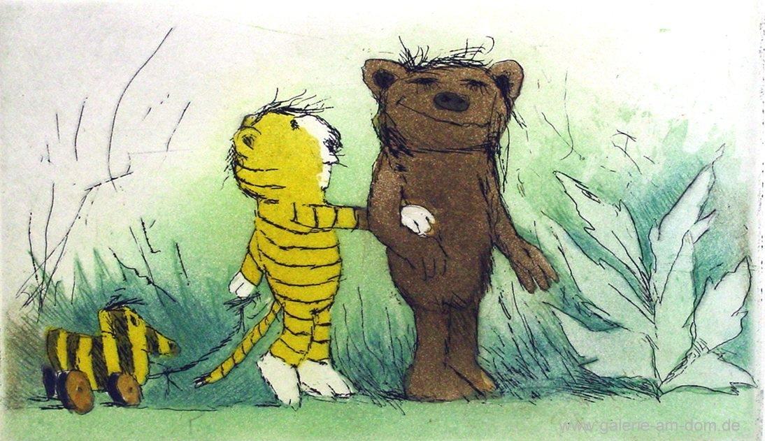 Ich und der Bär